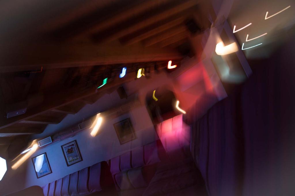 Disco e dance room