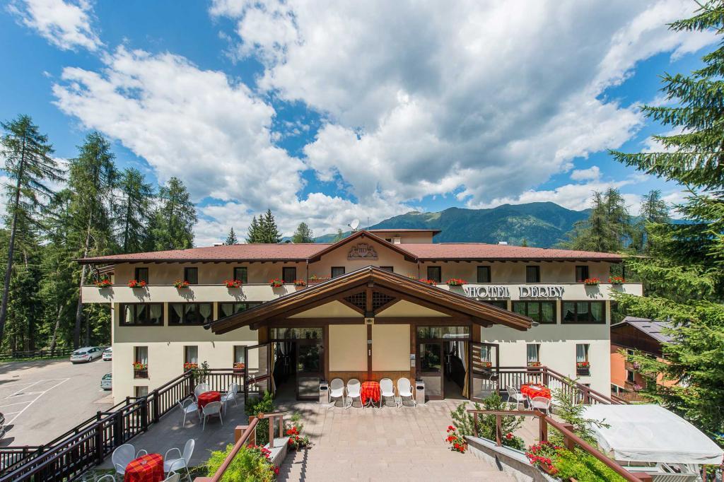 Hotel Derby Folgarida Val di Sole Bike Area Campiglio Dolomiti