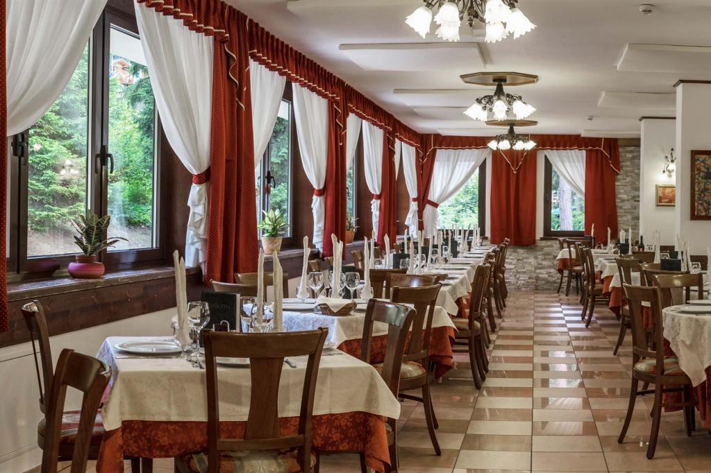 Ristorante hotel Derby Folgarida
