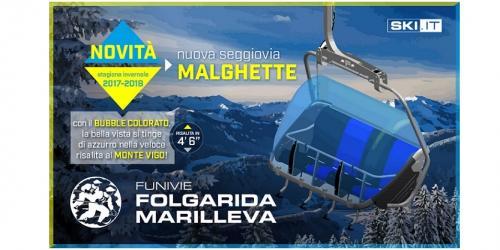 New Malghette Chairlift